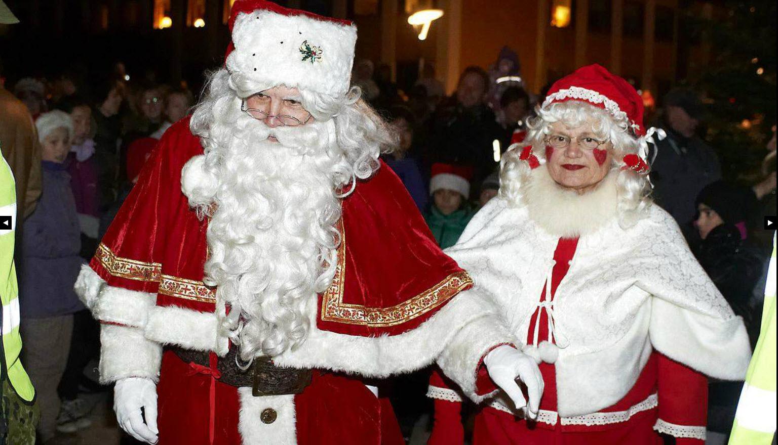 julemand og julemor